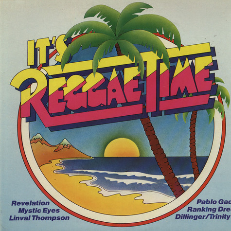 V.A. - It's Reggae Time