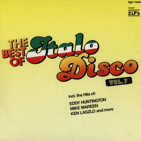 V.A. - The Best Of Italo-Disco Vol. VII