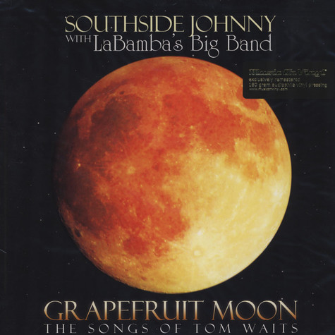 Southside Johnny - Grapefruit Moon