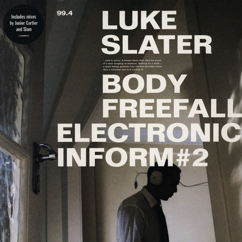 Luke Slater - Body Freefall, Electronic Inform #2