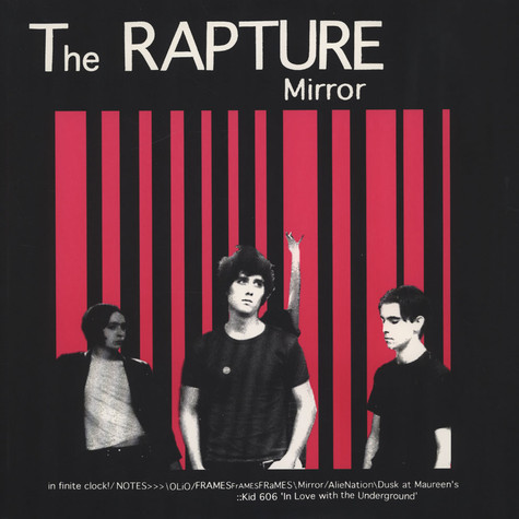 Rapture, The - Mirror