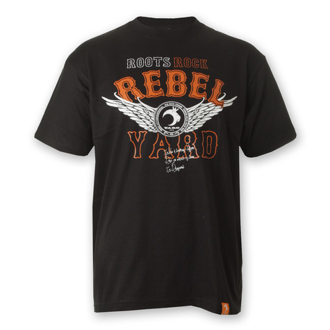 Yard - Roots Rebel T-Shirt