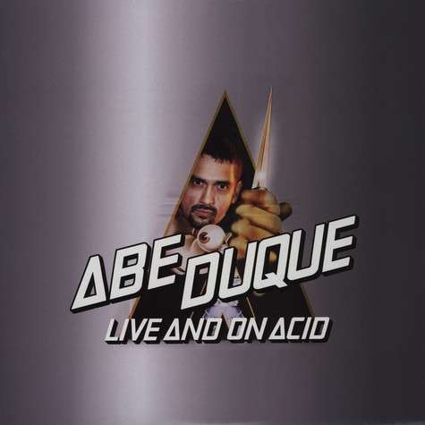 Abe Duque - Live..and On Acid Vinyl Sampler