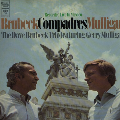 Dave Brubeck Trio Featuring Gerry Mulligan, The - Compadres