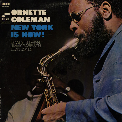 Ornette Coleman - New York Is Now!