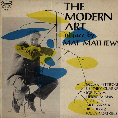 Mat Mathews - The Modern Art Of Jazz Vol. 2