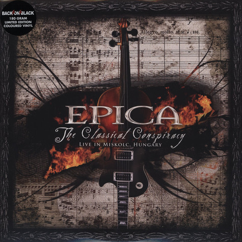 Epica - Classical Conspiracy
