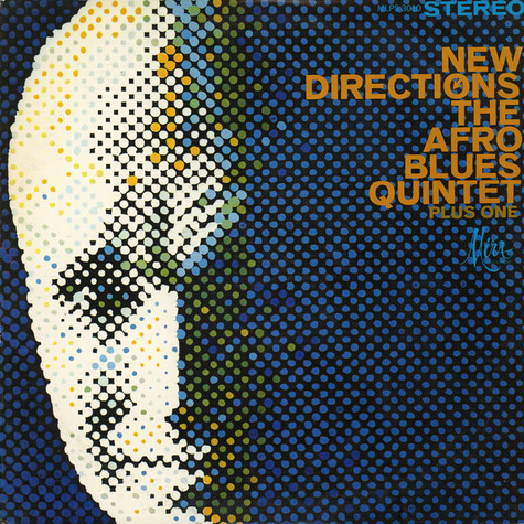 Afro Blues Quintet Plus One - New Directions