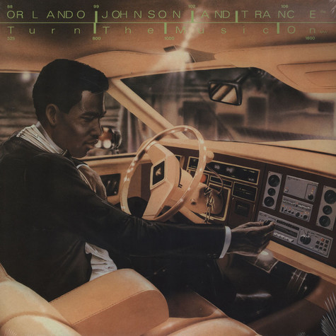 Orlando Johnson - Turn The Music On
