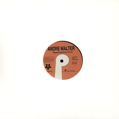 Andre Walter - Repelling Noise E.P II