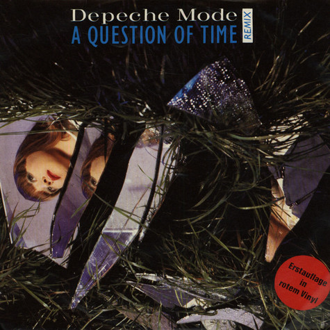 Depeche Mode - A Question Of Time Remix