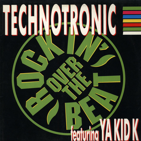 Technotronic - Rockin Over The Beat