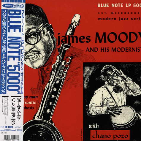 James Moody And His Modernists - James Moody And His Modernists