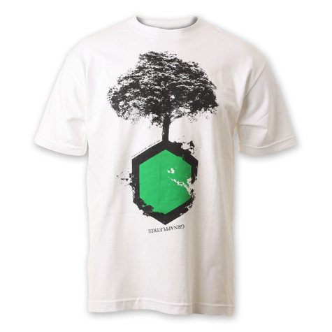 GRN Apple Tree - Hexagon T-Shirt