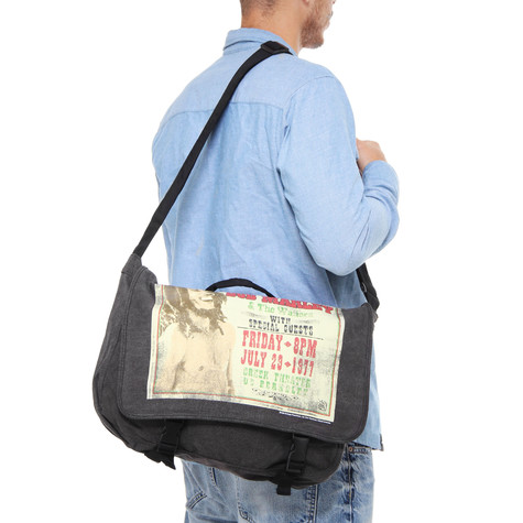Bob Marley - Wailers Large Messenger Bag