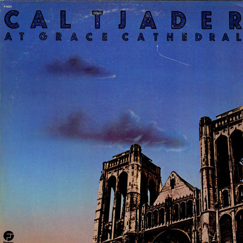 Cal Tjader - At Grace Cathedral