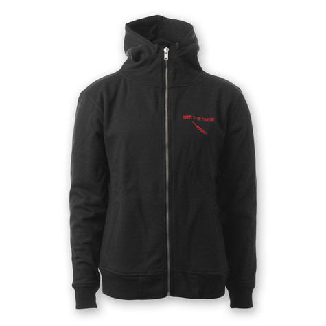 Queens Of The Stone Age - Deaf Zip-Up Hoodie