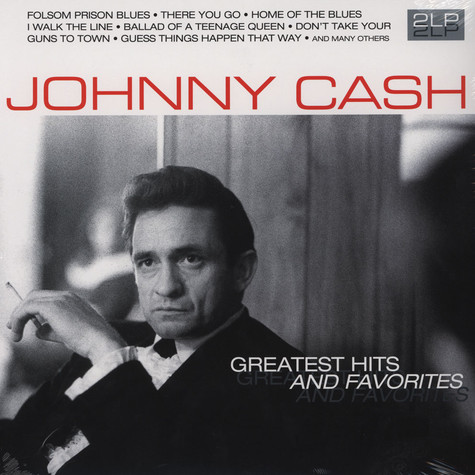Johnny Cash - Greatest Hits & Favorites