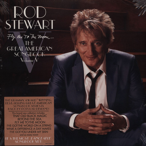 Rod Stewart - Fly Me To The Moon