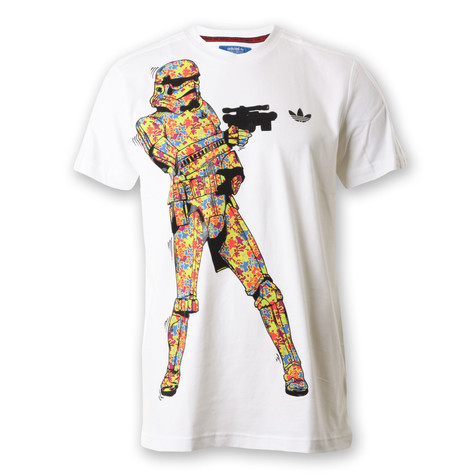 tee-shirt homme adidas star wars