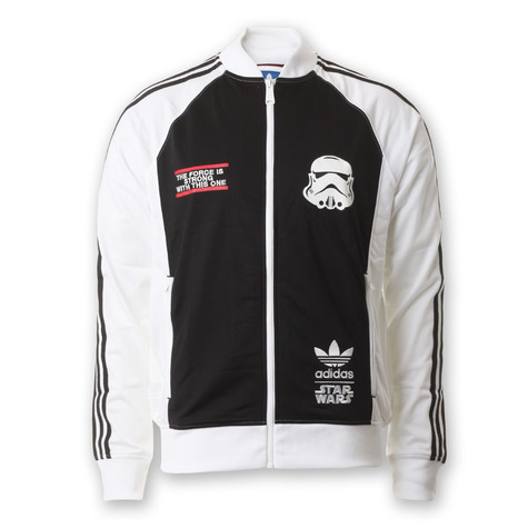adidas x Star Wars - Stormtrooper Track Top