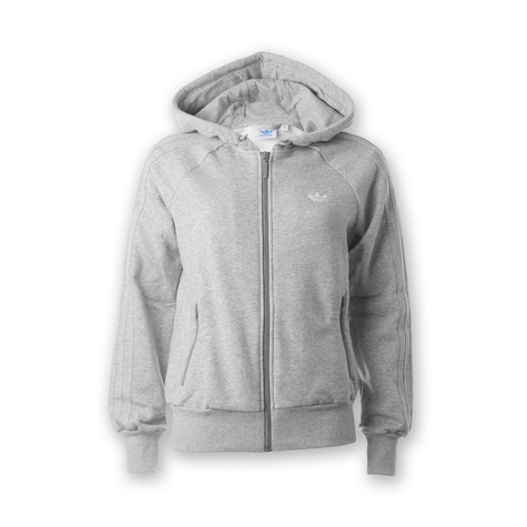 adidas - Basic Fleece Zip-Up Women Hoodie