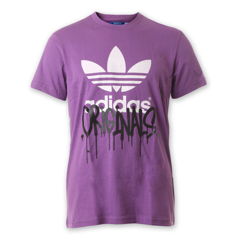 adidas - Trefoil City T-Shirt