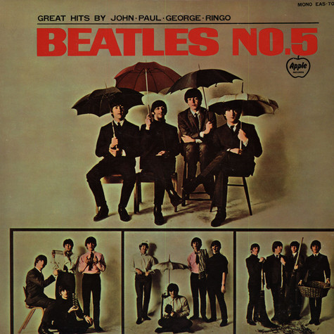Beatles, The - The Beatles No. 5