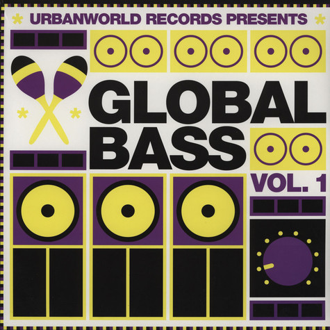 V.A. - Global Bass Volume 1