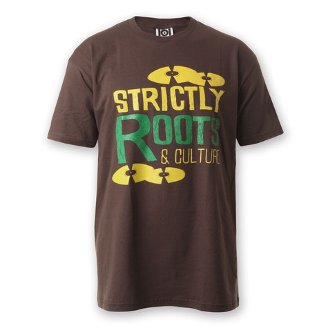 101 Apparel - Strictly Roots & Culture T-Shirt