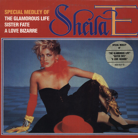 Sheila E - Special medley of The glamourous Life/ Sister Fate/ A love Bizarre