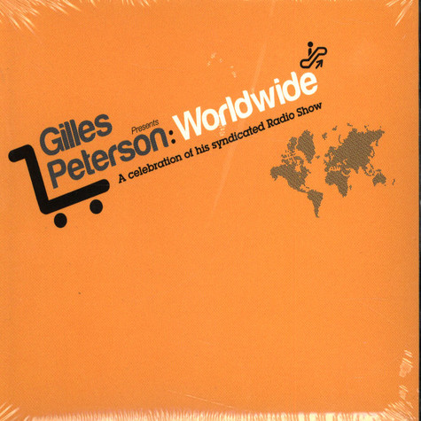Gilles Peterson - Worldwide - A Celebration of his  Syndicated Radio Show