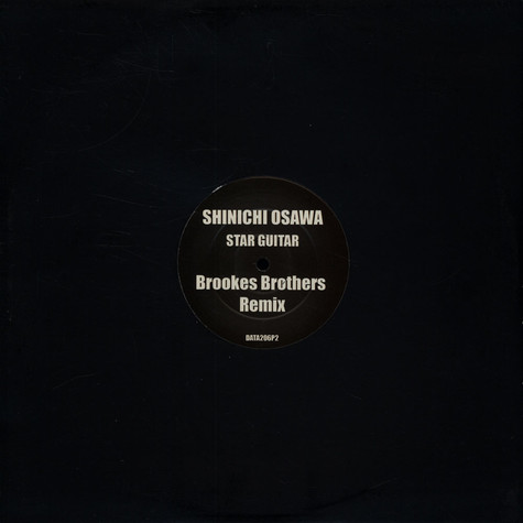 Shinichi Osawa - Star Guitar Brookes Brothers Remix