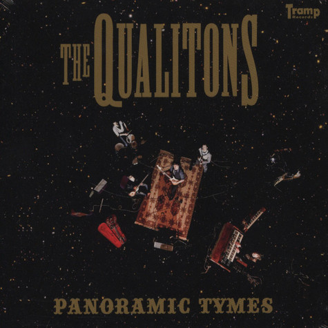 Qualitons, The - Panoramic Tymes