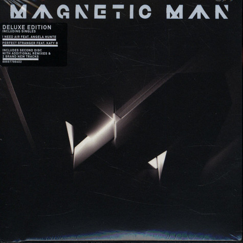 Magnetic Man - Magnetic Man Deluxe Edition