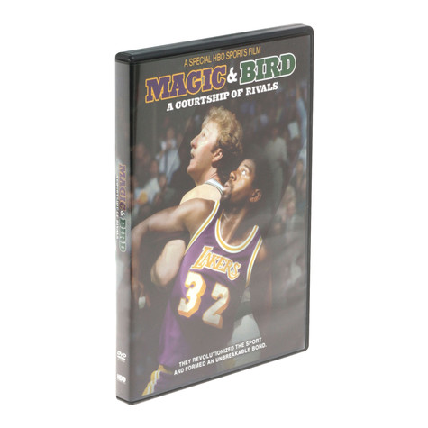 Magic Johnson & Larry Bird - Magic & Bird: A Courtship Of Rivals
