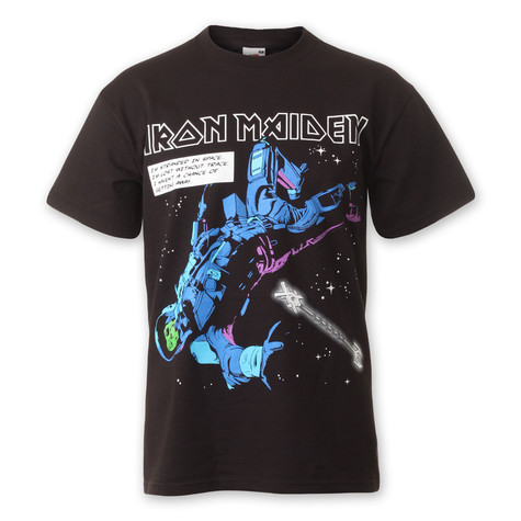 Iron Maiden - Stranded In Time T-Shirt