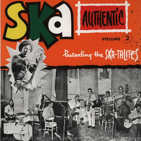 skatalites ska authentic