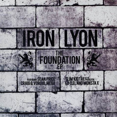 Iron Lyon - The Foundation EP