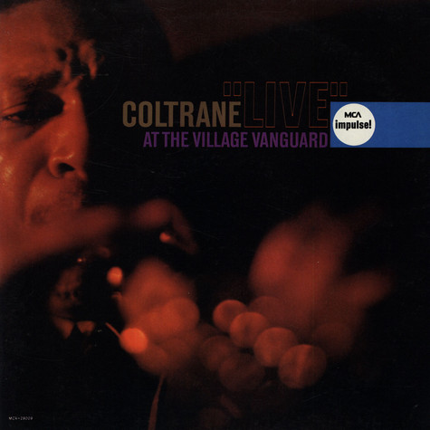 "John Coltrane - Coltrane ""Live"" At The Village Vanguard"