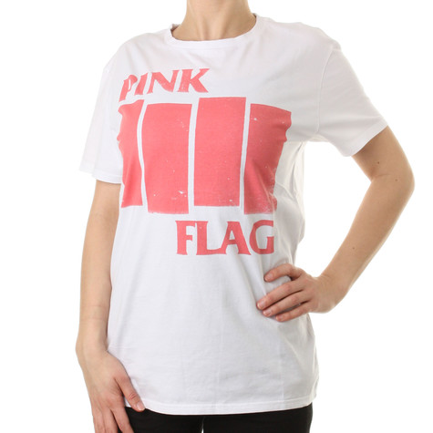 Sixpack France x Bell - Pink Flag Women T-Shirt