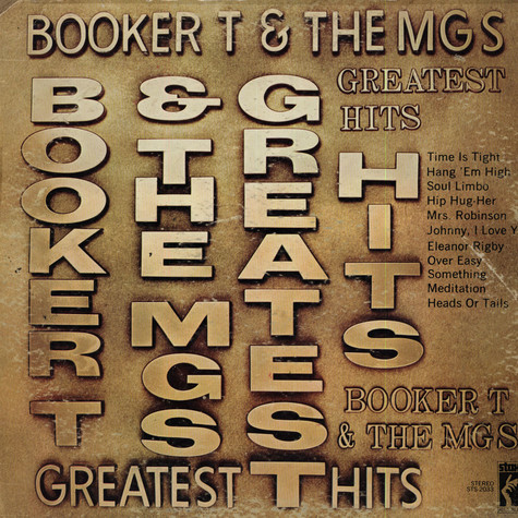 Booker T & The MG's - Greatest Hits