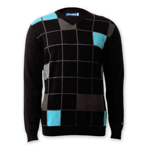 Supremebeing - Vanguard V Neck Knit Sweater
