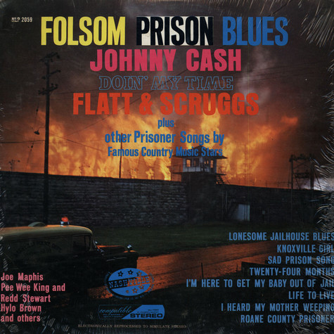 V.A. - Folson Prison Blues