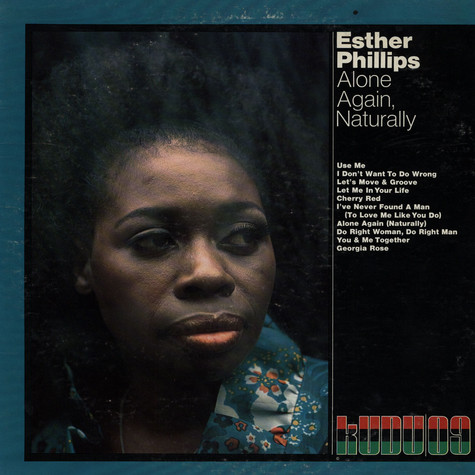 Esther Phillips - Alone Again Naturally
