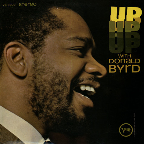 Donald Byrd - Up With Donald Byrd