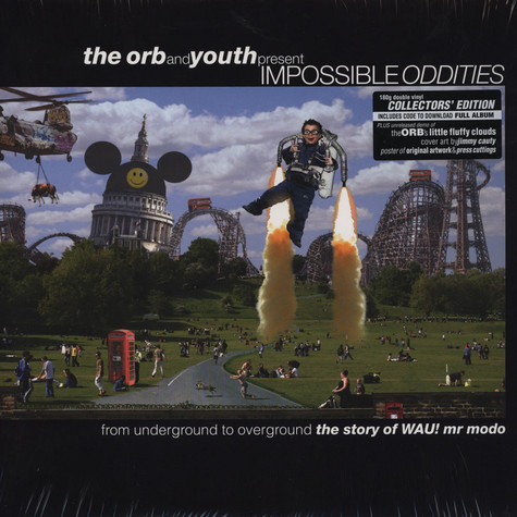 V.A. - The Orb & Youth Present: Impossible Oddities