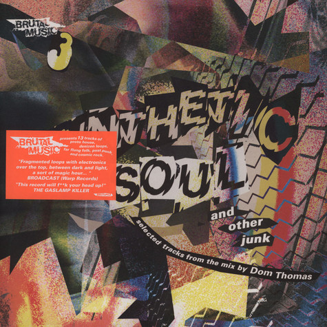 Dom Thomas - Synthetic Soul And Other Junk