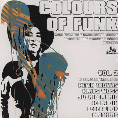 V.A. - Colours Of Funk Volume 2