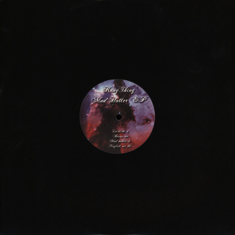 KingThing - Mad Hatter EP